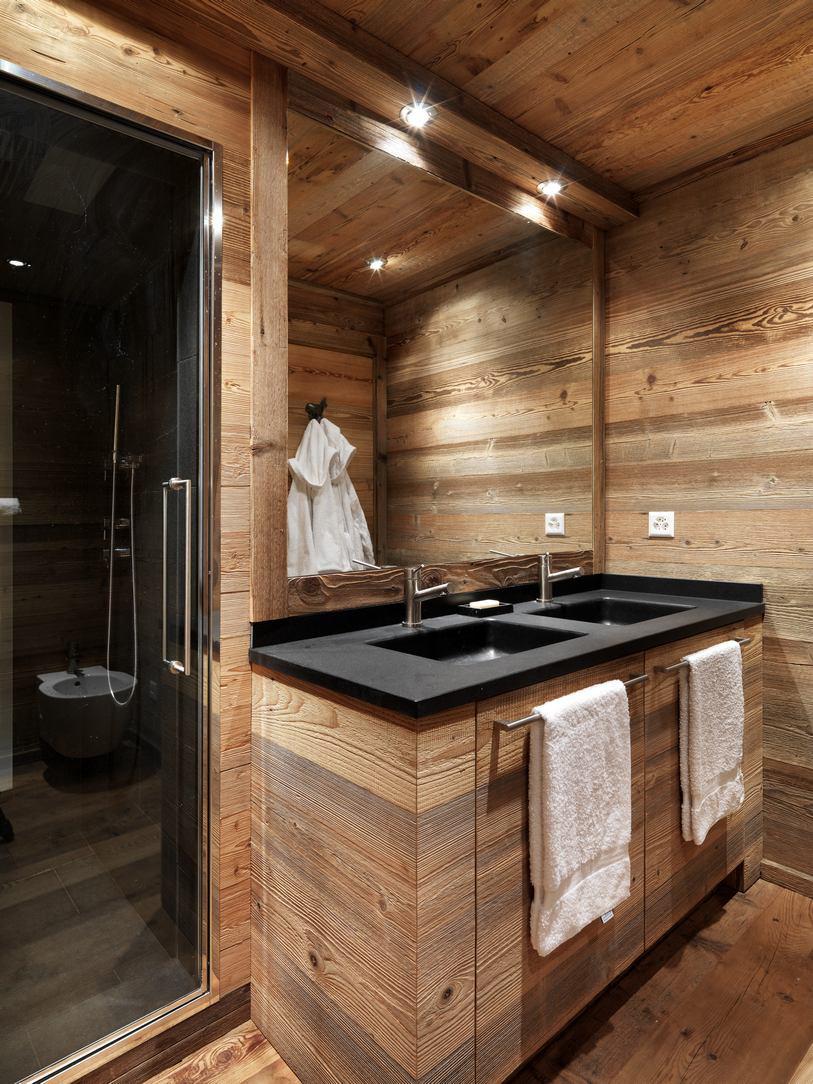Mobili bagno in legno, su misura   Falegnameria Maestri