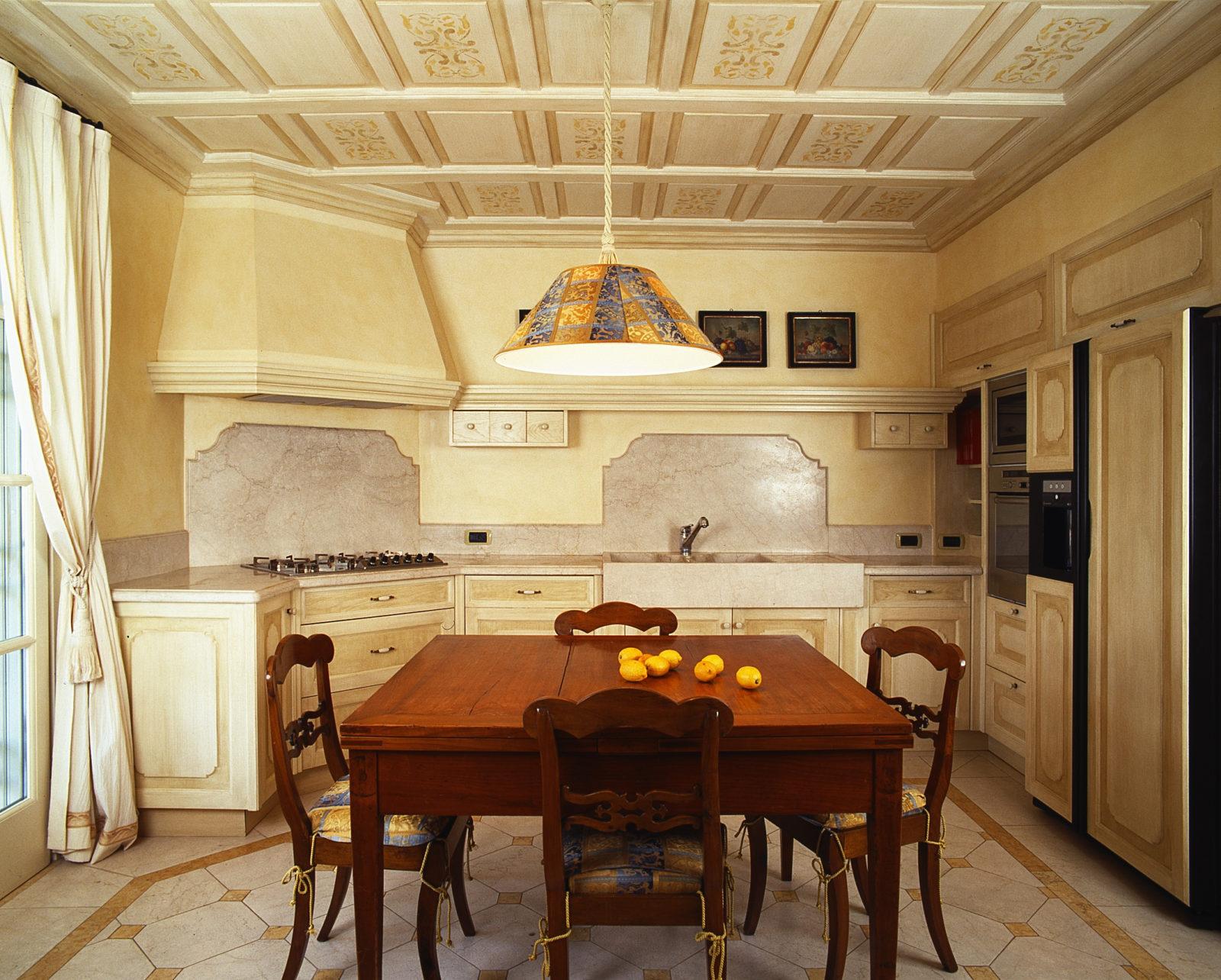 Cucine Su Misura Brescia cucine in legno su misura a brescia | falegnameria maestri