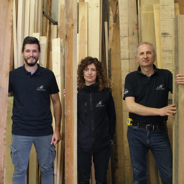 Falegnameria Fratelli Maestri - Foto di gruppo