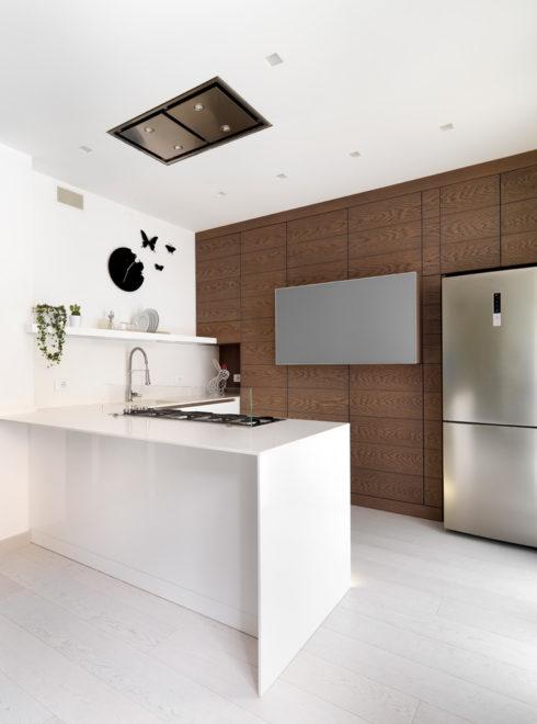 Mobili su misura - Cucina in rovere