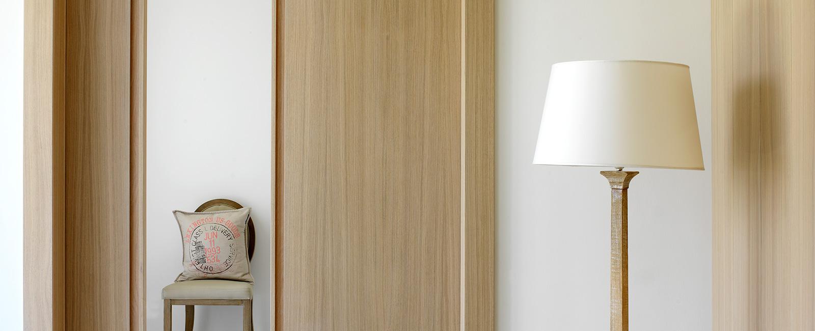 Porte interne su misura in legno massello falegnameria - Porte interne su misura milano ...